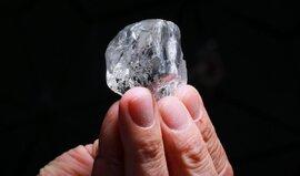 Tìm thấy viên kim cương