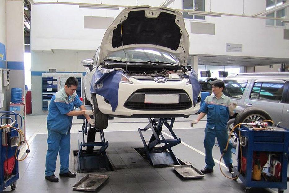 Bảo dưỡng ô tô chơi Tết cần lưu ý những gì để xe luôn trơn tru?