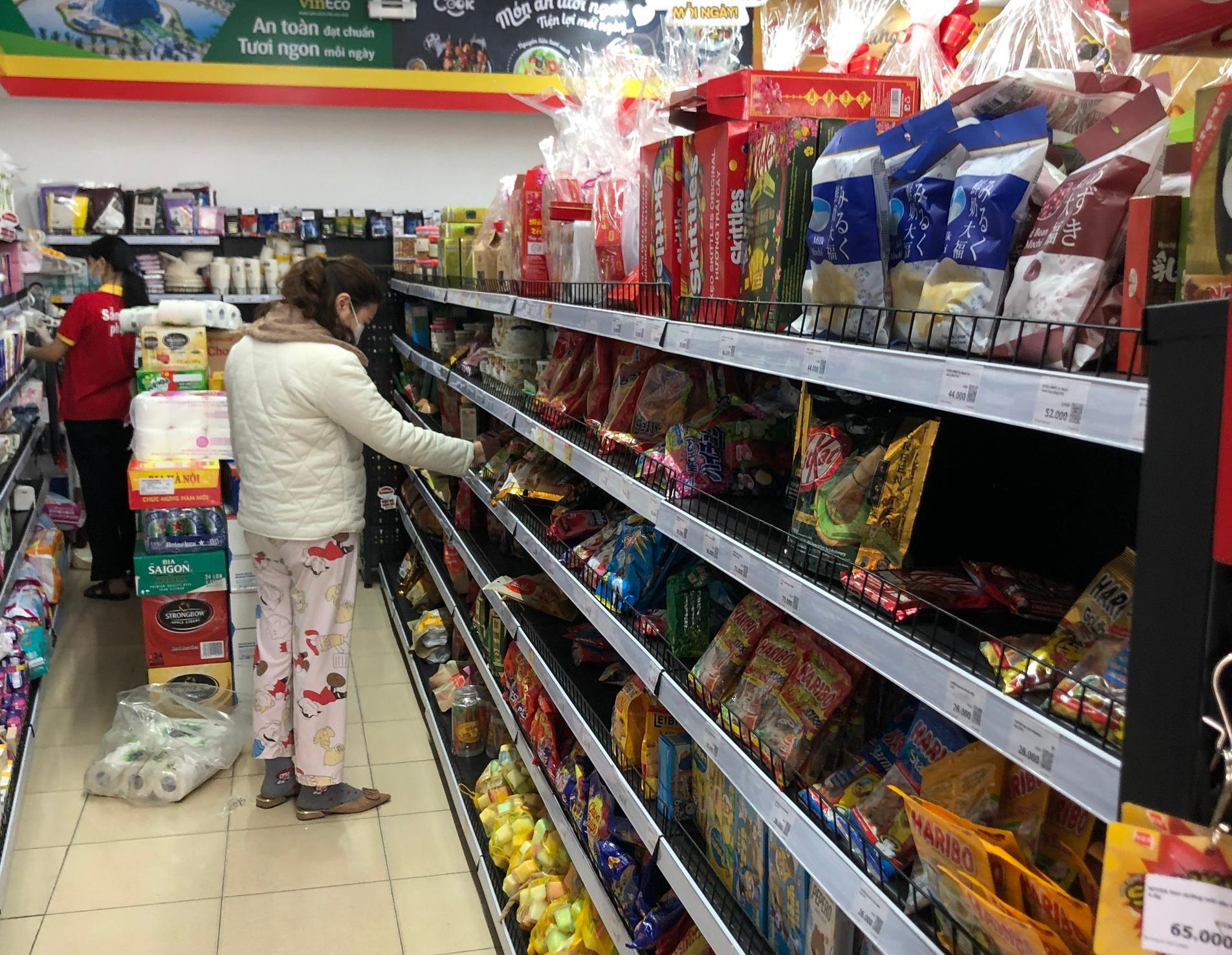 Không lo thiếu nhu yếu phẩm trong thời gian giãn cách xã hội tại Vân Đồn
