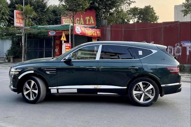 Genesis GV80 lăn bánh tại Hà Nội: Thêm SUV hạng sang cho khách Việt chọn - 6