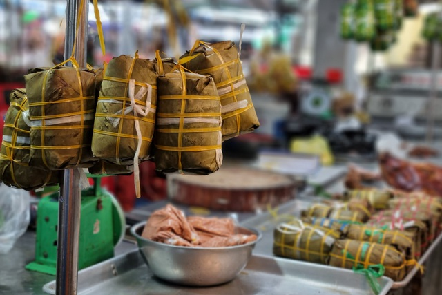 Đà Nẵng: Sức mua yếu, giá thực phẩm Tết chỉ tăng nhẹ - 4