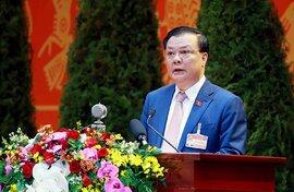 Bộ trưởng Đinh Tiến Dũng:  Năm 2021 tiếp tục giải cứu, phục hồi nền kinh tế