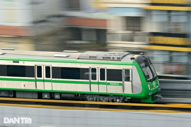 Dự án trọng điểm cấp bách năm 2021: Gọi tên đường sắt Cát Linh - Hà Đông - 1