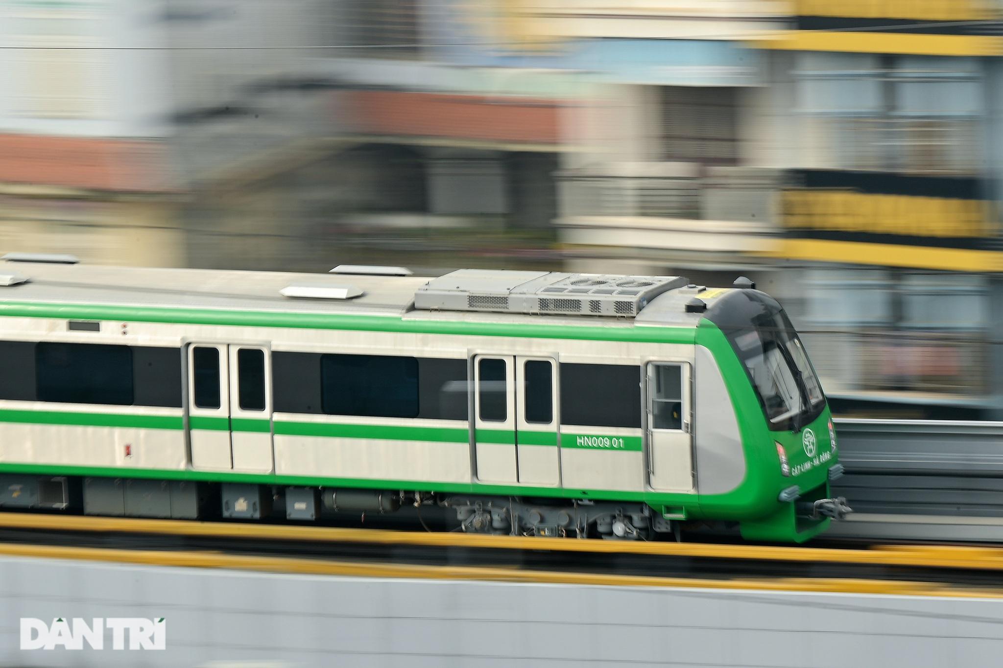 Dự án trọng điểm cấp bách năm 2021: Gọi tên đường sắt Cát Linh - Hà Đông