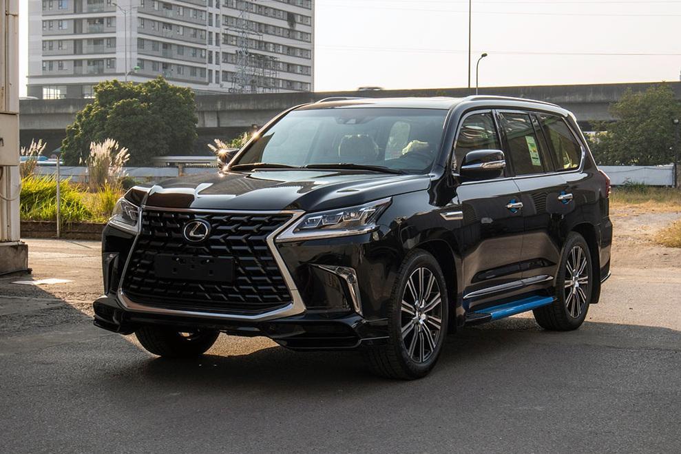 Lexus LX570 Super Sport 2021: Thay đổi nhẹ nhưng đại gia Việt vẫn săn đón