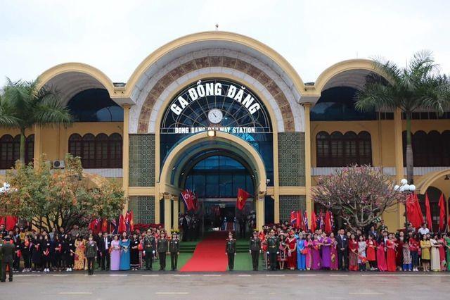 Đề xuất quy hoạch đường sắt tốc độ cao Hà Nội - Đồng Đăng nối Trung Quốc