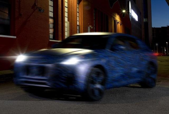 Những hình ảnh đầu tiên của xe nguyên mẫu Grecale - SUV mới của Maserati - 2
