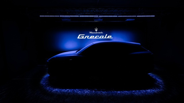 Những hình ảnh đầu tiên của xe nguyên mẫu Grecale - SUV mới của Maserati - 11
