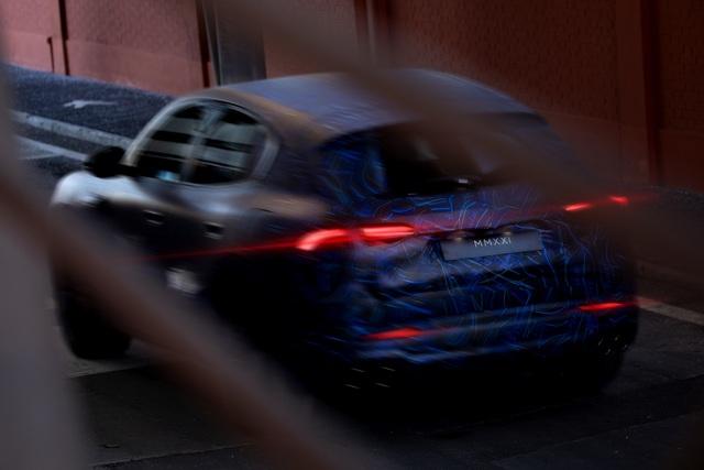 Những hình ảnh đầu tiên của xe nguyên mẫu Grecale - SUV mới của Maserati - 4