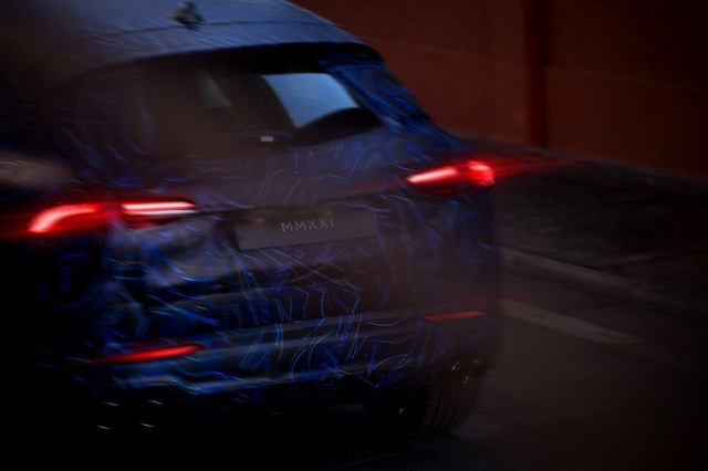 Những hình ảnh đầu tiên của xe nguyên mẫu Grecale - SUV mới của Maserati - 5