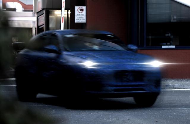 Những hình ảnh đầu tiên của xe nguyên mẫu Grecale - SUV mới của Maserati - 7