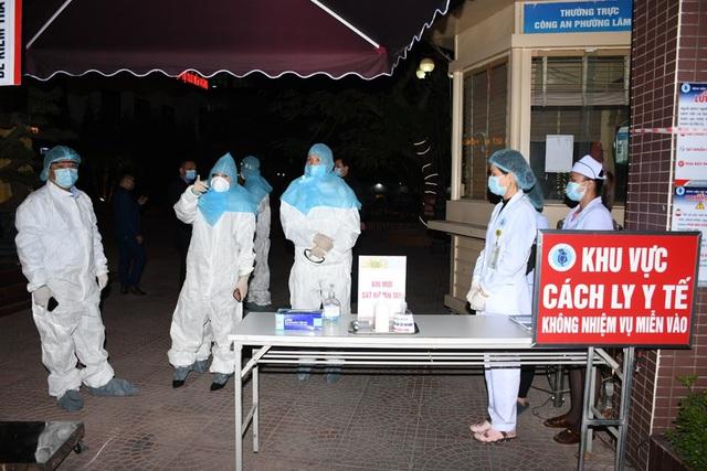 Hải Phòng phát hiện một nhân viên y tế dương tính SARS-CoV-2 - 1