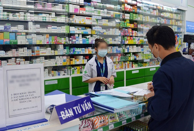Nhà thuốc ở Hải Dương phải báo ngay khi có khách tới mua thuốc ho, sốt - 3