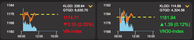 Quay cuồng với tàu lượn VN-Index, nhà đầu tư vẫn kiếm tiền ngon ơ - 1