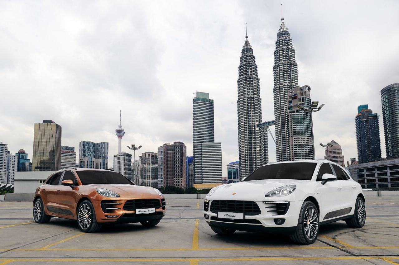Rộ tin đồn Porsche sẽ lắp ráp xe Macan và Cayenne ở Malaysia