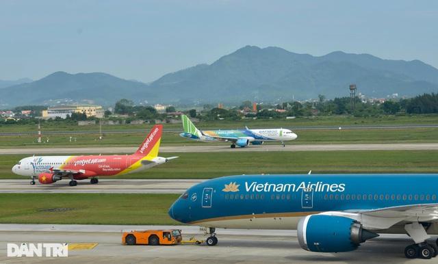 Hàng không khai thác gần 21.000 chuyến bay trong tháng Tết