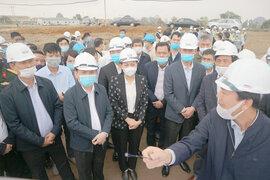 Bộ trưởng Giao thông: Dứt khoát không để Dự án cao tốc Bắc - Nam chậm tiến độ!