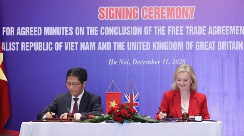 UKVFTA có hiệu lực, thương mại Việt – Anh tăng trưởng ngoạn mục ra sao?