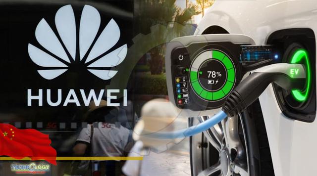 Huawei lấn sân sang thị trường xe chạy điện - 2