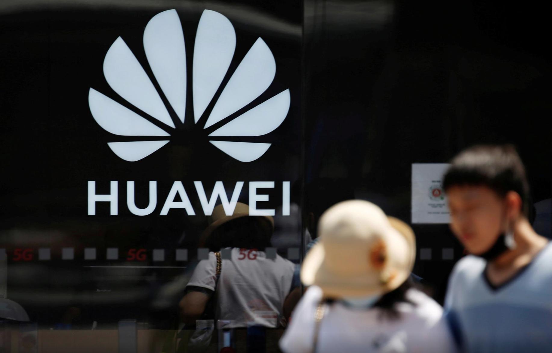 Huawei lấn sân sang thị trường xe chạy điện
