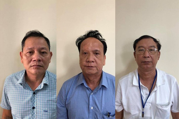 Ba cán bộ, nguyên lãnh đạo Cục Thuế Bình Dương dính