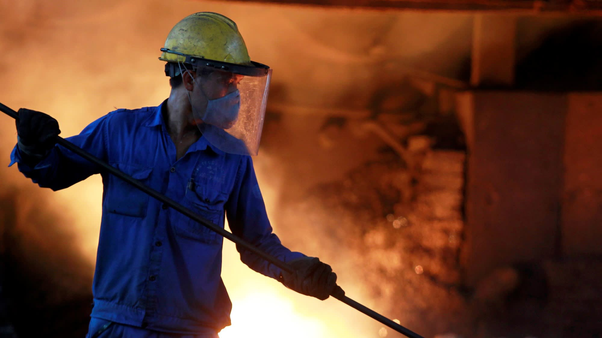 Trung Quốc bất ngờ tăng nhập khẩu thép, Việt Nam hưởng lợi
