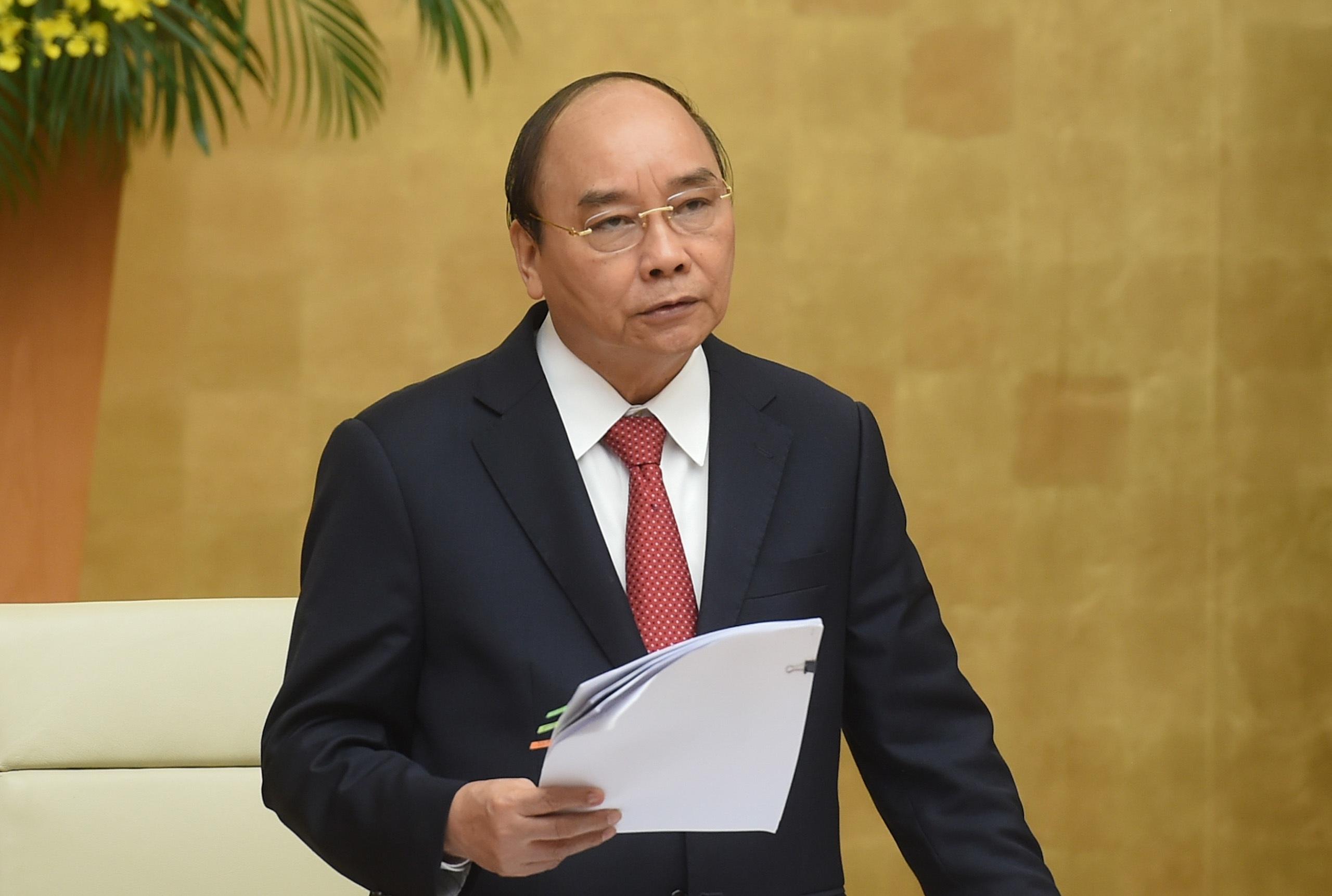 Thủ tướng: Kiên quyết phá sản những dự án yếu kém không thể khắc phục!