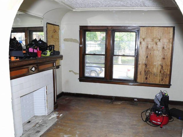 Chàng trai mua nhà hoang giá 2.100 USD rồi cải tạo thành biệt thự tặng mẹ - 4
