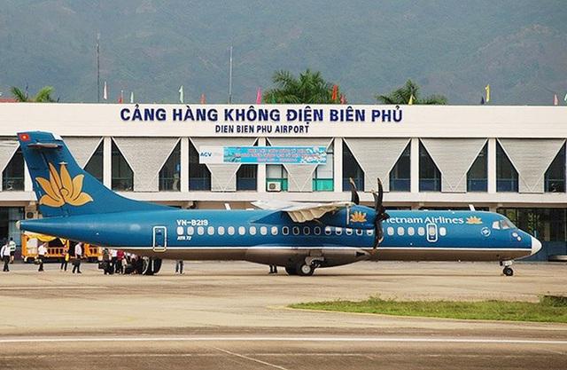 Kiến nghị Thủ tướng duyệt hơn 1.500 tỷ đồng đầu tư nâng cấp sân bay Điện Biên