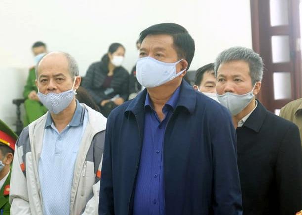 Chiều nay tòa tuyên án ông Đinh La Thăng, Trịnh Xuân Thanh