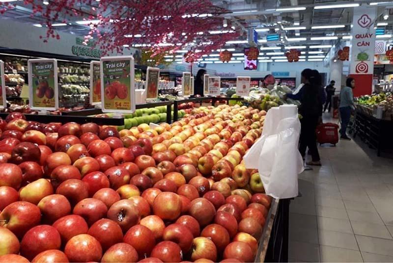 Bỏ 6.000 tỷ đồng nhập trái cây ngoại: Hàng VIP đổ bộ chợ Việt giá siêu rẻ
