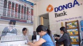 Cổ phiếu DongA Bank tái xuất với giá