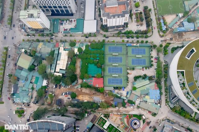 Đất vàng khu vực trung tâm hành chính mới của Hà Nội bỏ hoang hơn 10 năm - 1