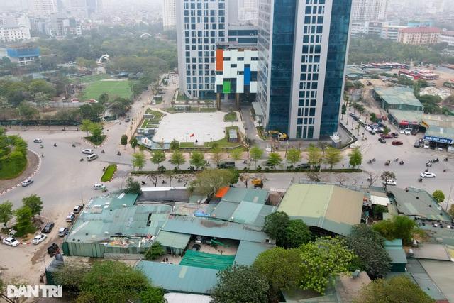 Đất vàng khu vực trung tâm hành chính mới của Hà Nội bỏ hoang hơn 10 năm - 2