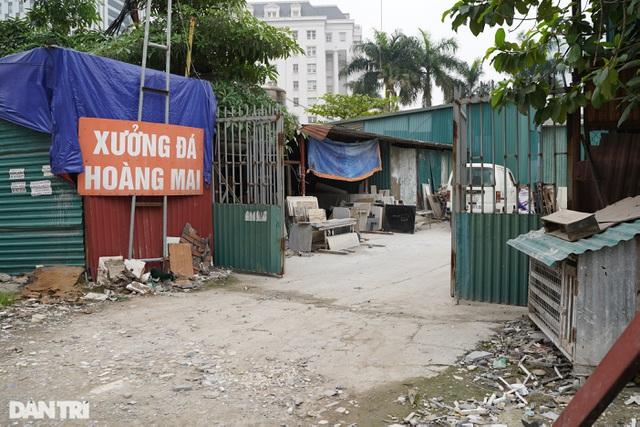 Đất vàng khu vực trung tâm hành chính mới của Hà Nội bỏ hoang hơn 10 năm - 5