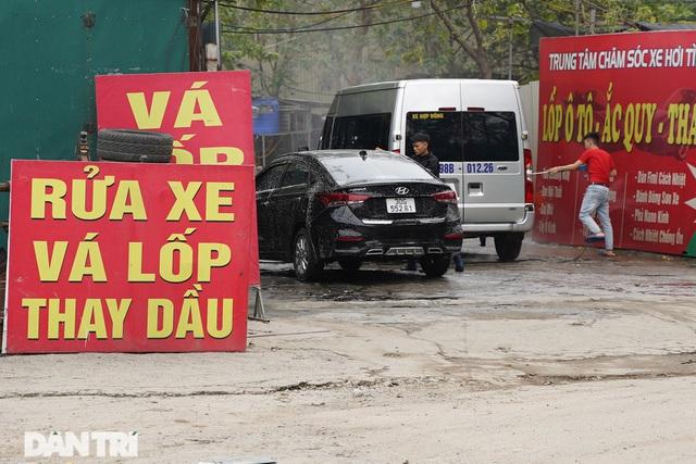 Đất vàng khu vực trung tâm hành chính mới của Hà Nội bỏ hoang hơn 10 năm - 6