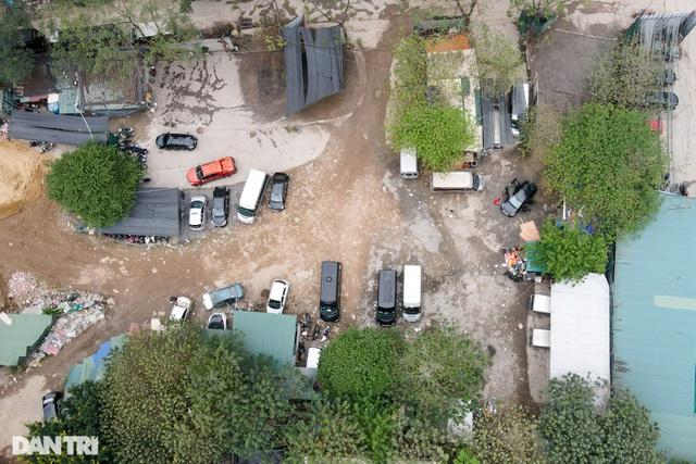 Đất vàng khu vực trung tâm hành chính mới của Hà Nội bỏ hoang hơn 10 năm - 7