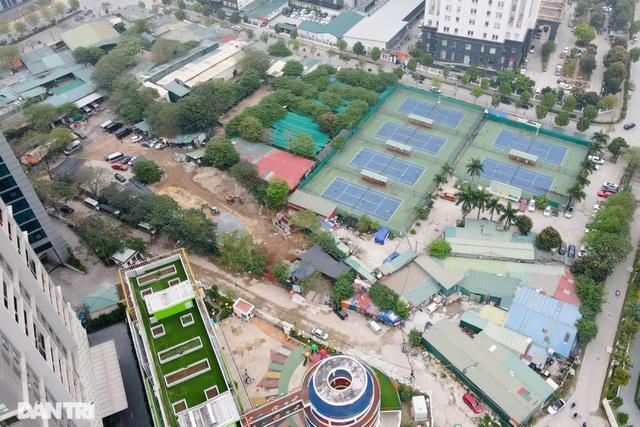 Đất vàng khu vực trung tâm hành chính mới của Hà Nội bỏ hoang hơn 10 năm - 8