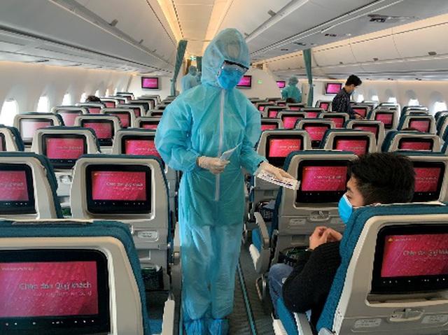 Từ chối vận chuyển khách không khai báo y tế trước chuyến bay