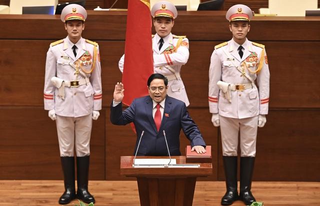 Ông Phạm Minh Chính nhậm chức Thủ tướng Chính phủ - 3