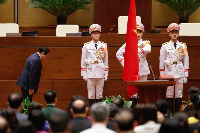 Ông Phạm Minh Chính nhậm chức Thủ tướng Chính phủ - 4