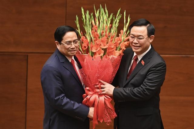 Ông Phạm Minh Chính nhậm chức Thủ tướng Chính phủ - 5