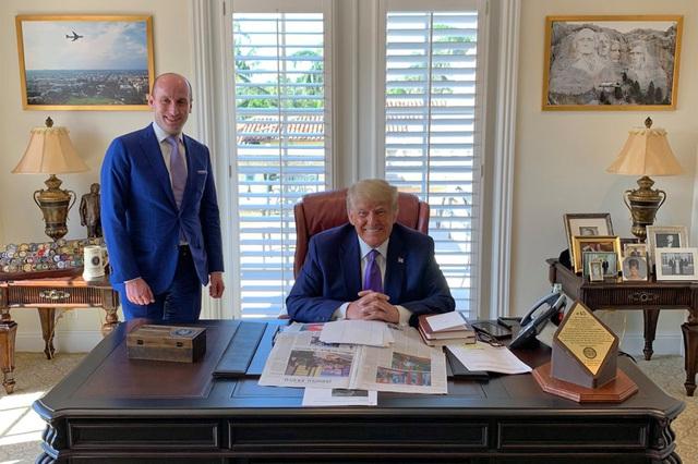 Bức ảnh tiết lộ đại bản doanh mới của ông Trump ở Florida - 1
