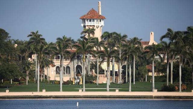 Bức ảnh tiết lộ đại bản doanh mới của ông Trump ở Florida - 2