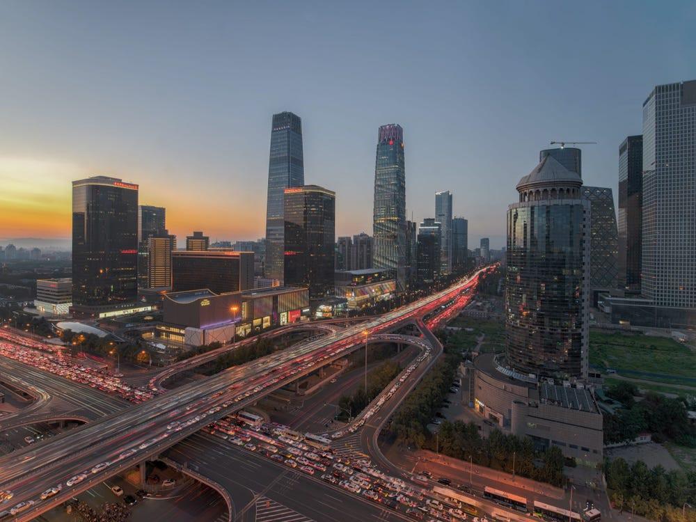 Thủ đô tỷ phú thế giới: Bắc Kinh so găng với New York