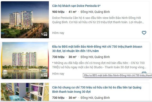 Quảng Bình: Siêu dự án khách sạn 6 sao chưa đủ điều kiện vẫn... rao bán - 2