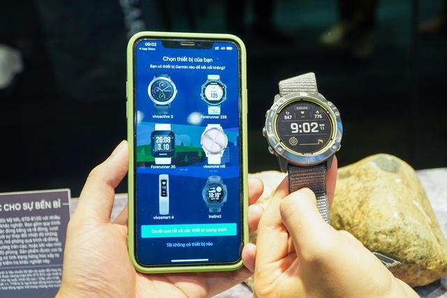 Smartwatch pin 65 ngày, giá 20 triệu đồng về Việt Nam - 8