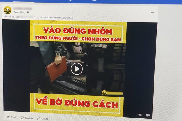 Facebook nói gì về tình trạng quảng cáo lô đề tràn lan? - 1