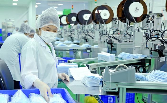 Việt Nam xuất đi hơn 60 triệu chiếc khẩu trang