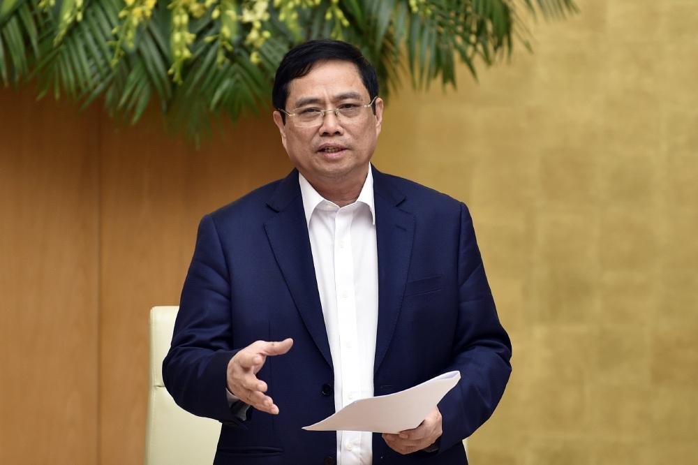 Thủ tướng: Truy trách nhiệm trực tiếp người đứng đầu về giải ngân vốn